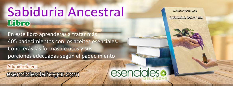 libro sabiduria ancestral aceites esenciales