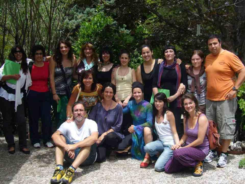 cursos en el Centro Edward Bach Grupo