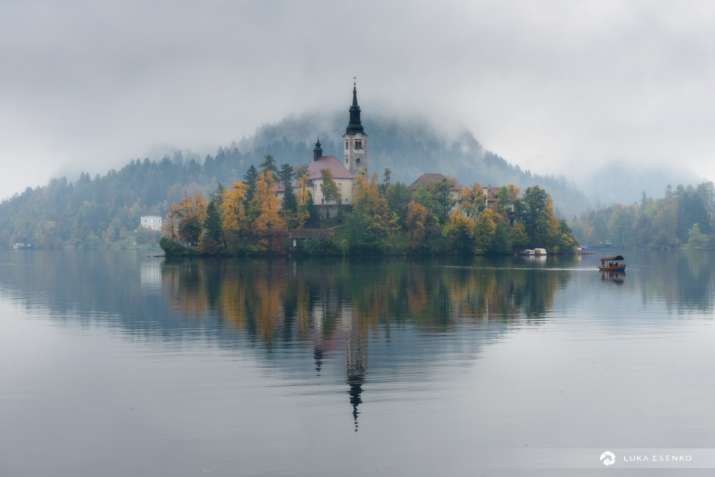 Lake Bled photography workshop