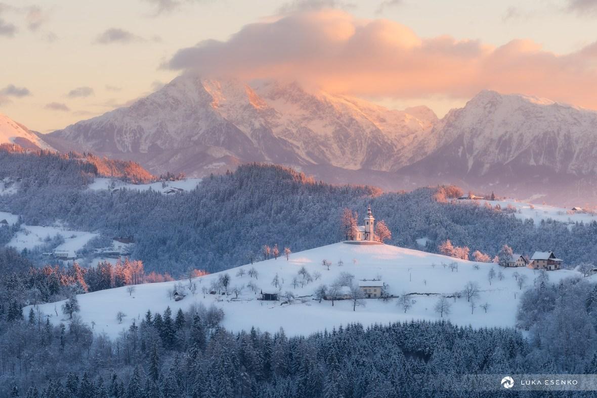 St Thomas church, Slovenia