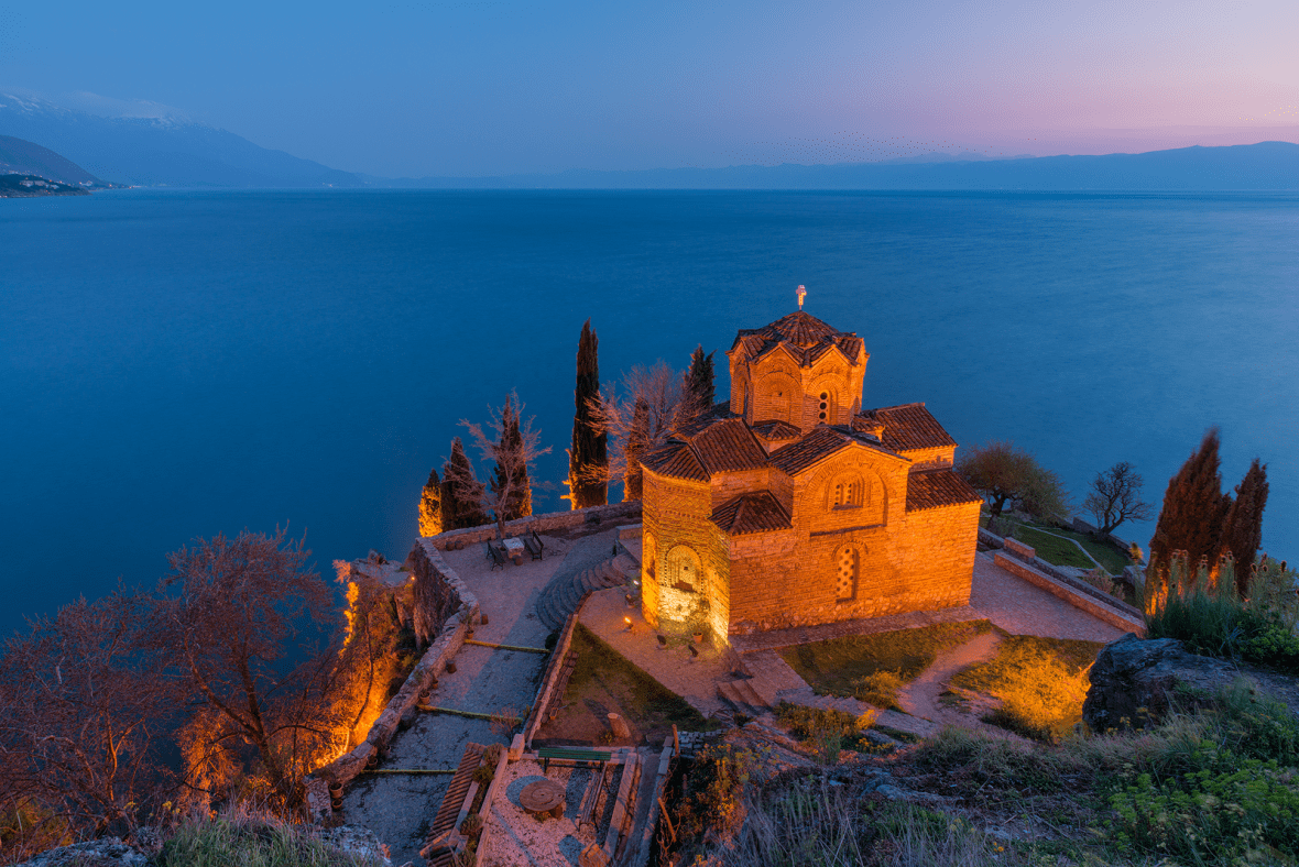 Lake Ohrid photo