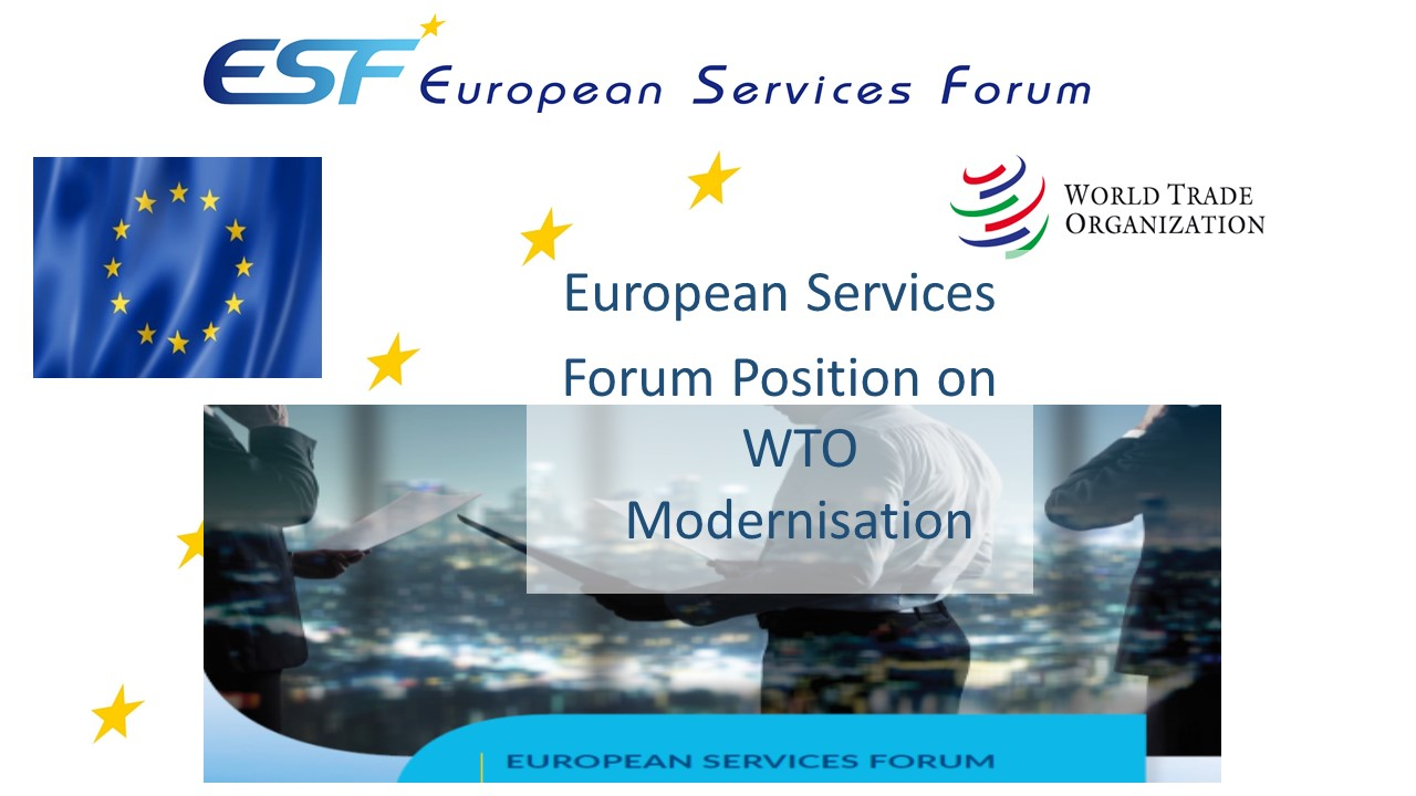 ESF Position on WTO Modernisation Reform