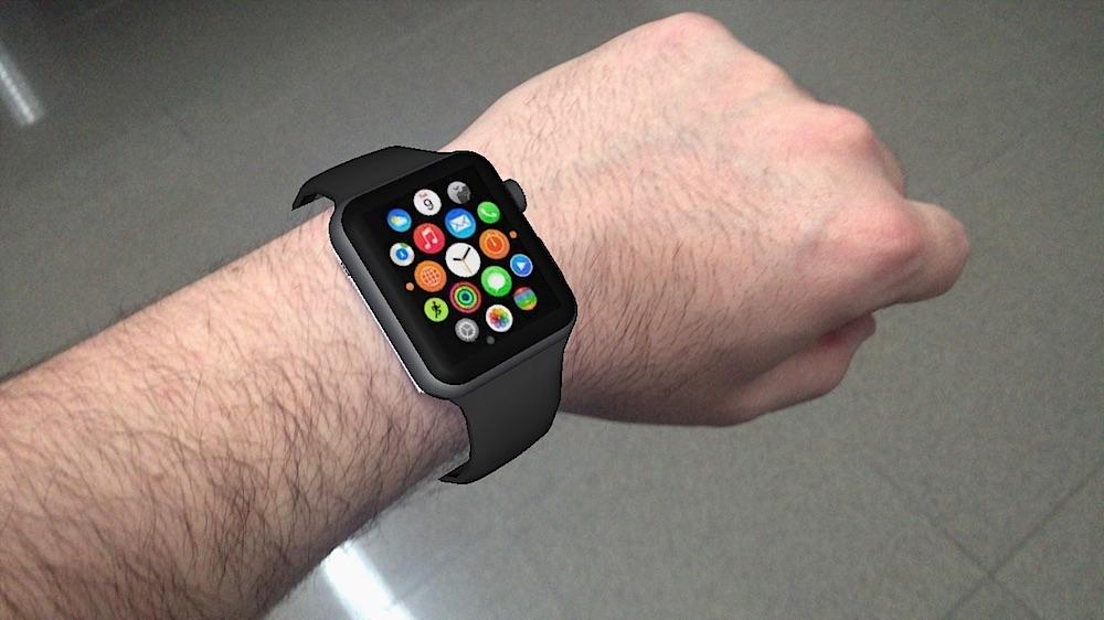 AR Watch 2