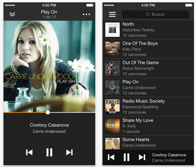 Amazon Music iPhone