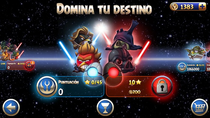 Angry Birds Star Wars 11
