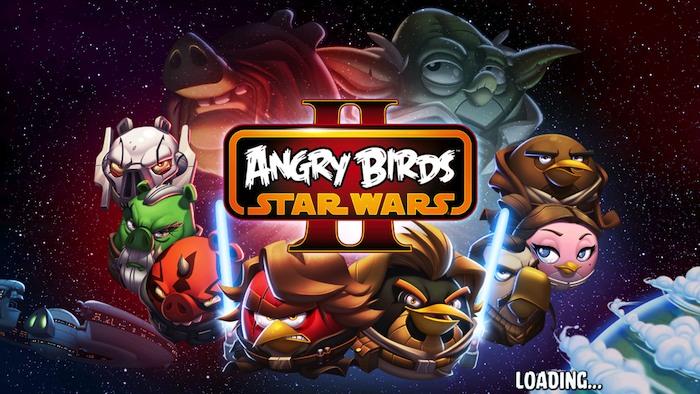 Angry Birds Star Wars iOS 1
