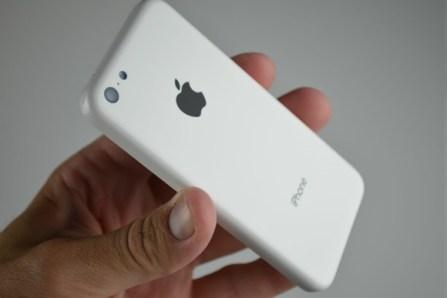 iPhone 5C Alta definición