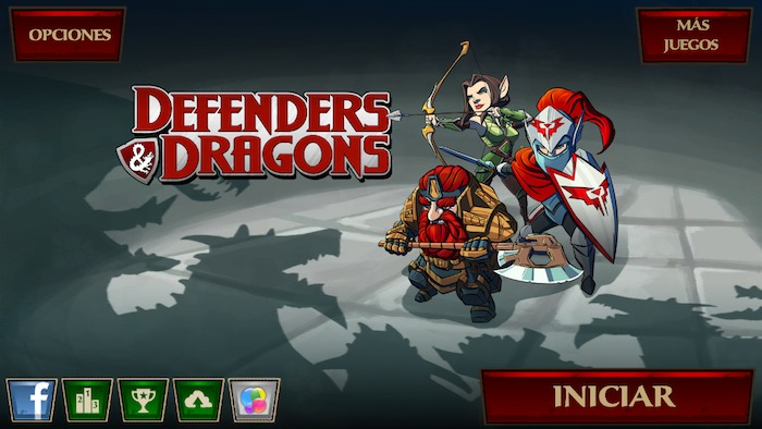 Defenders and Dragons 1