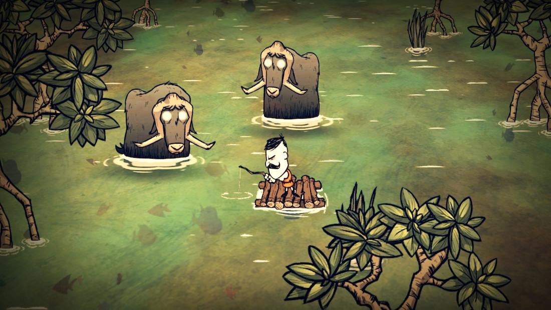 Don't Starve: Shipwrecked App Store - Juegos de supervivencia iOS