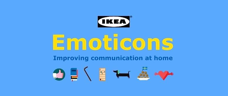 Emoticons IKEA iOS