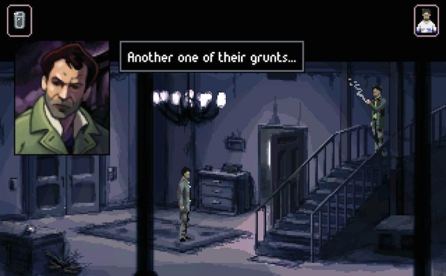 Gemini Rue iPhone - juegos policíacos