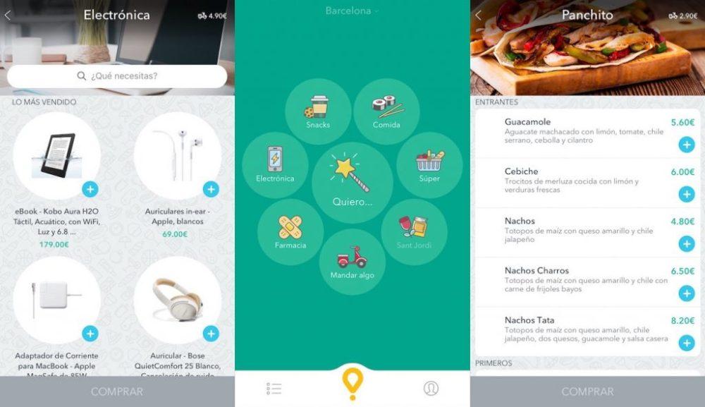 Glovo App iOS 2