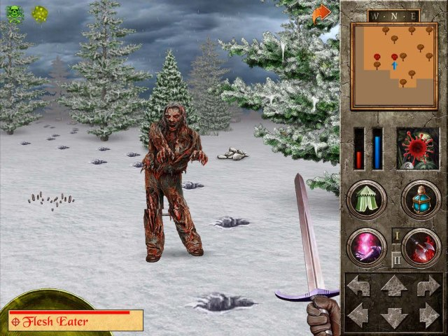 The Quest HD: Islands of Ice and Fire