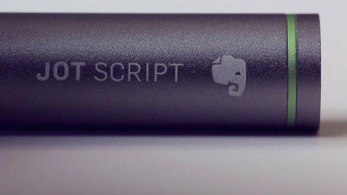 Jot Script Evernote Edition portada