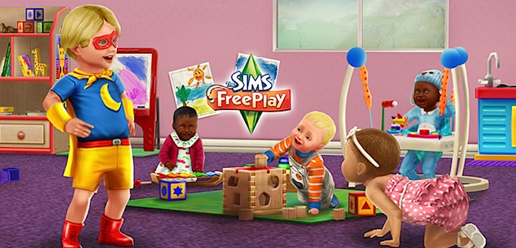 Los Sims FreePlay 1