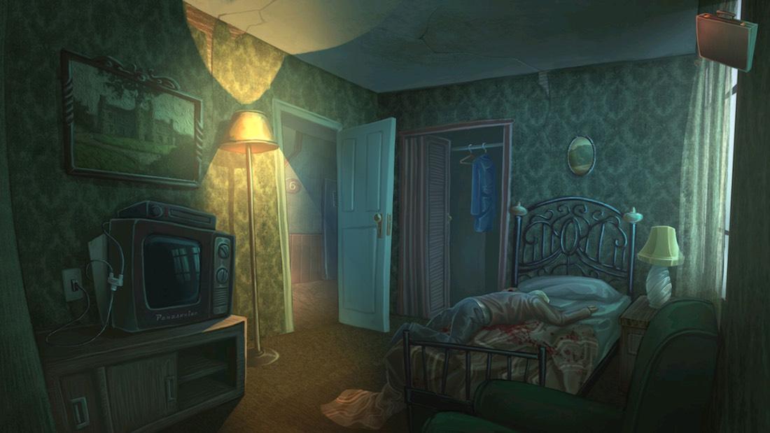 Nobodies, un juego de investigación y puzzles