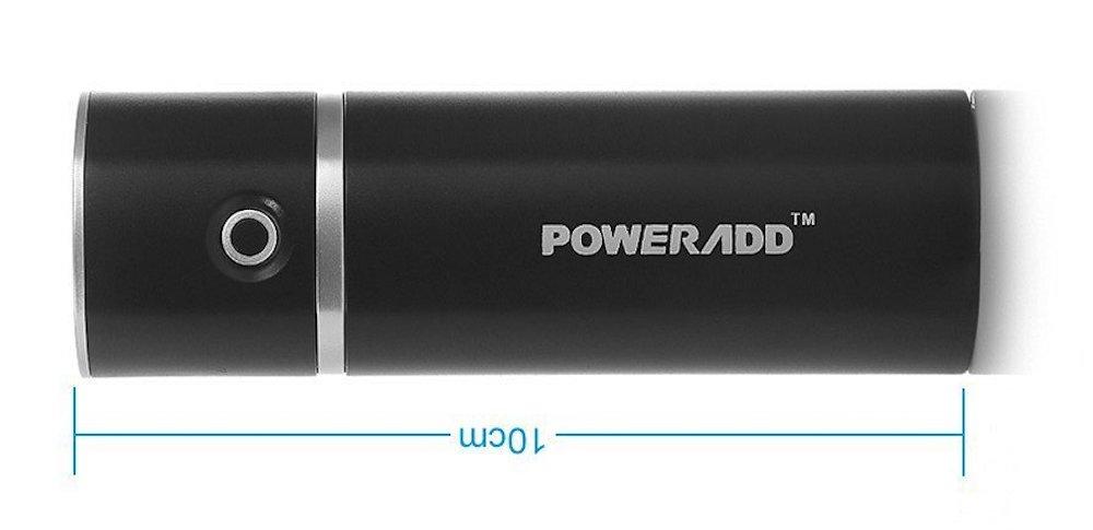 Batería externa Poweradd Slim2 5.000 mAh