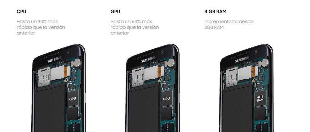 Samsung S7 Edge rend