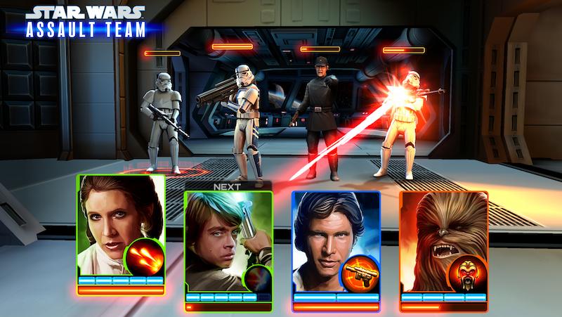 Star Wars Assault iOS