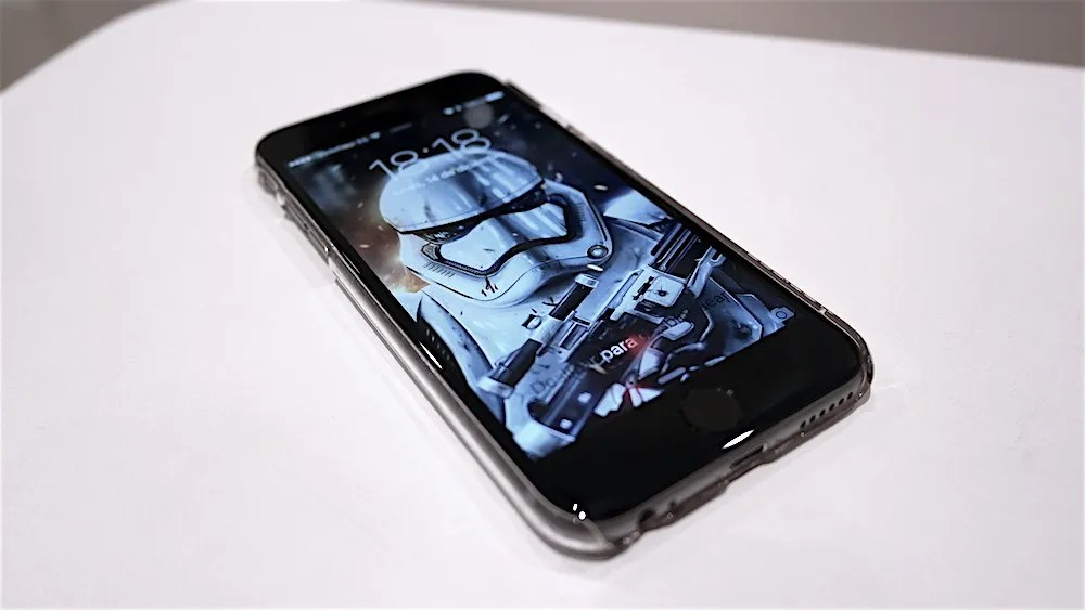 Fondo de pantalla Star Wars iPhone