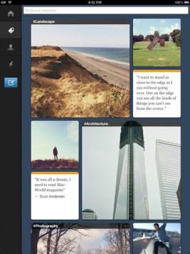 Tumblr iPad 1