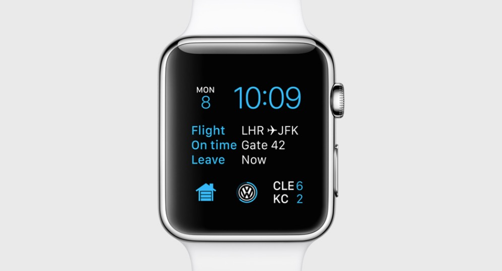 WatchOS 2 faces