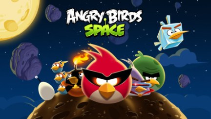 angry birds 2012