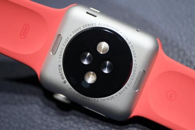 frecuencia cardiaca apple watch