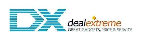 DealExtreme Logo China