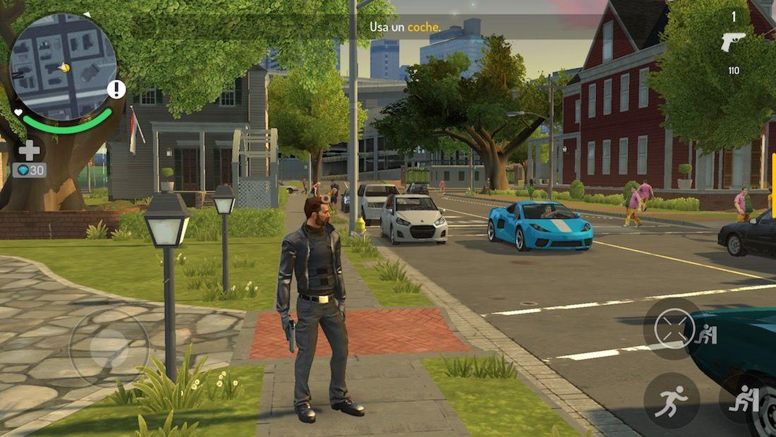 Gangstar New Orleans para iOS - Juegos nuevos App Store