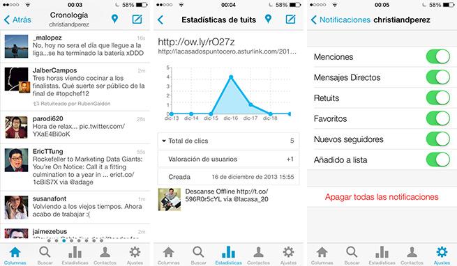 HootSuite para iOS