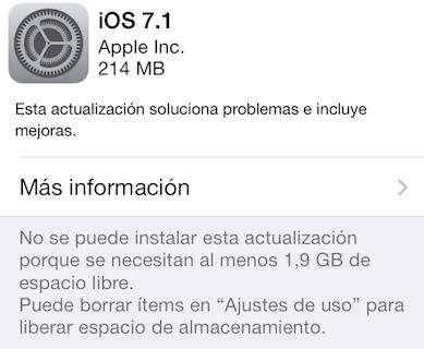 iOS 71 destacada
