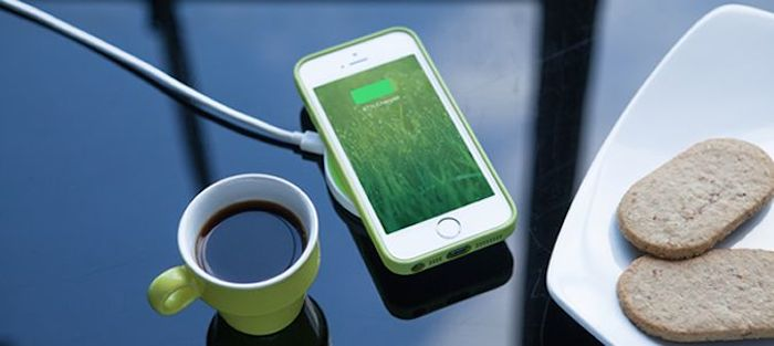 iQi Mobile - iPhone Wireless Charging On The Cheap