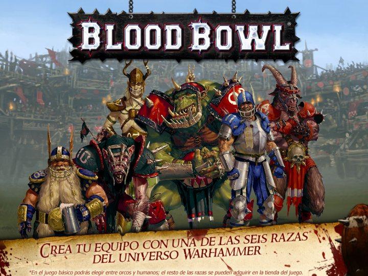 La adaptación del juego de mesa Blood Bowl llega a nuestros iPad?s