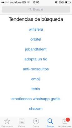 tendencias app store 1