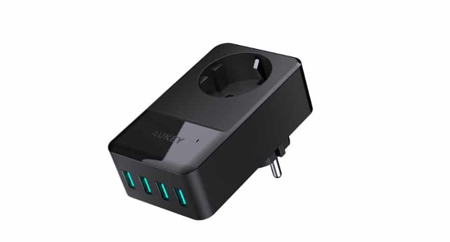 AUKEY 4 USB