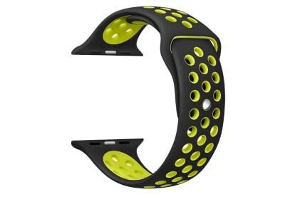Correa Apple Watch silicona tipo Nike