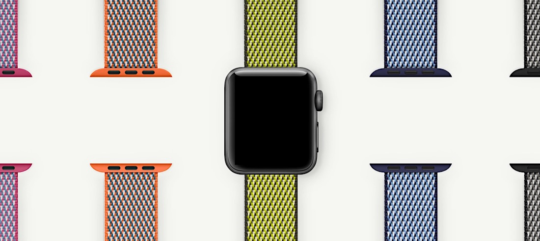 Correas Apple Watch Series 3