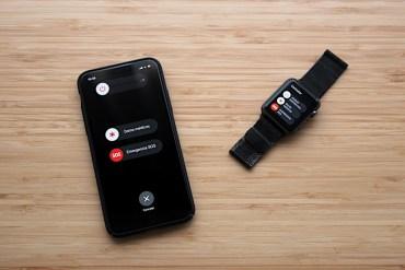Emergencia SOS - iPhone X y Apple Watch