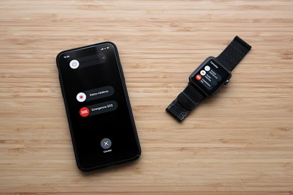 Emergencia SOS - iPhone X y Apple Watch