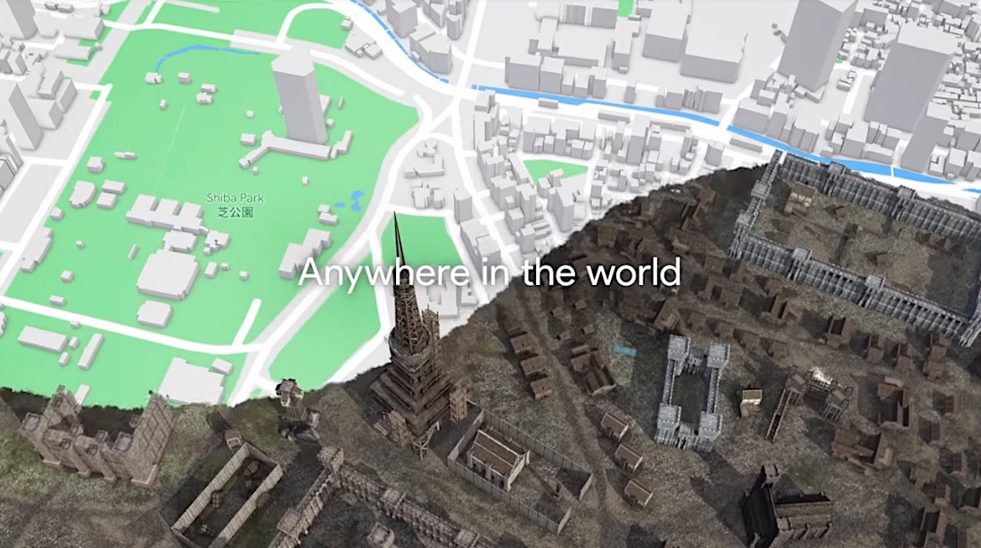 Google Maps API Games