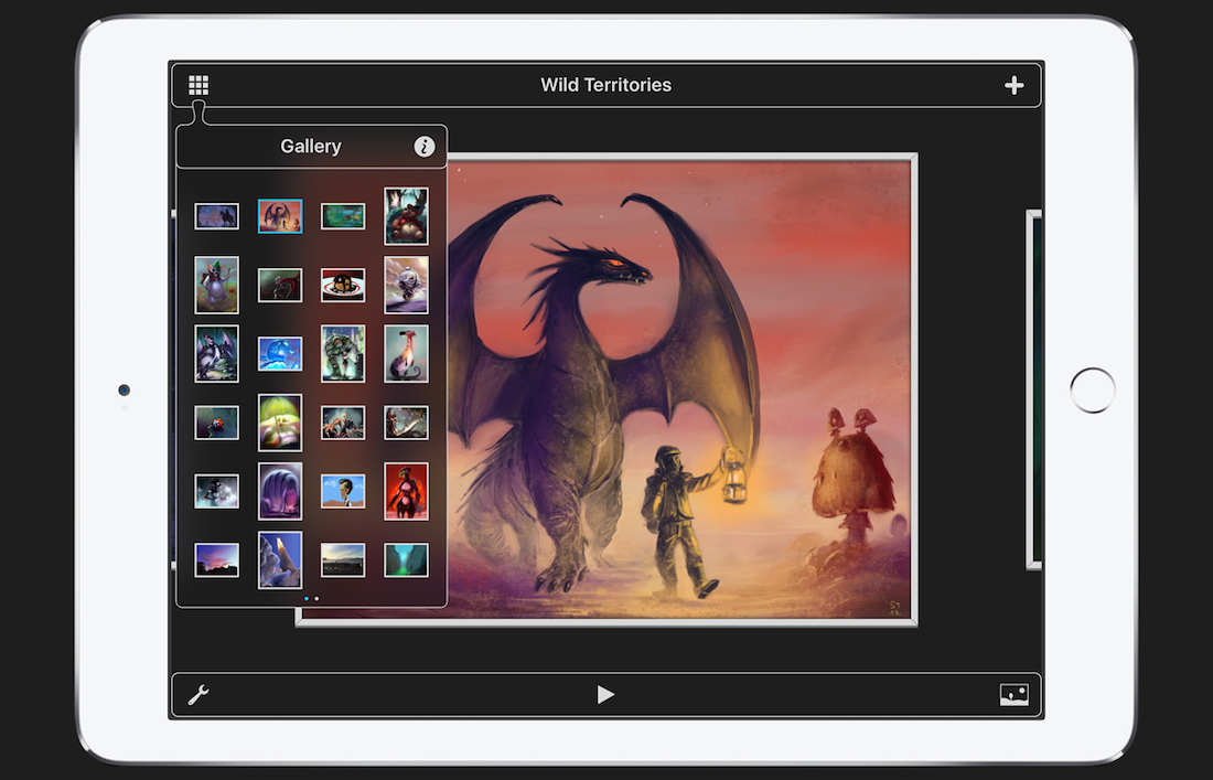 Inspire Pro iPad
