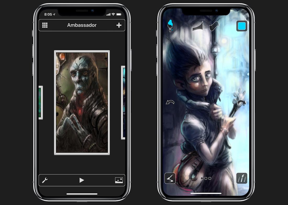 Inspire iPhone X
