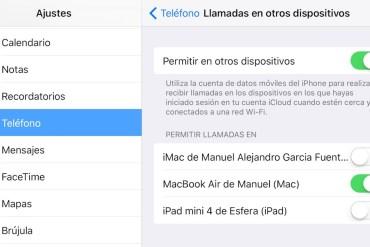 Llamadas duplicadas iOS