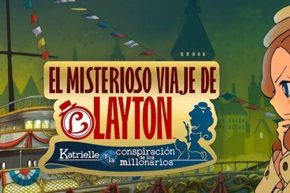 Misterioso viaje de Layton