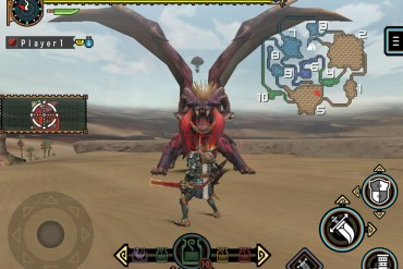 Monster Hunter iOS