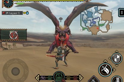 Monster Hunter iOS