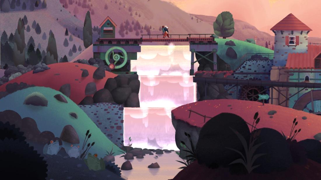 Old Man's Journey - aventura emotiva para iOS