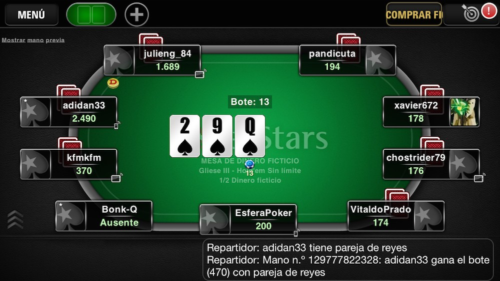 Pokerstars Ios App