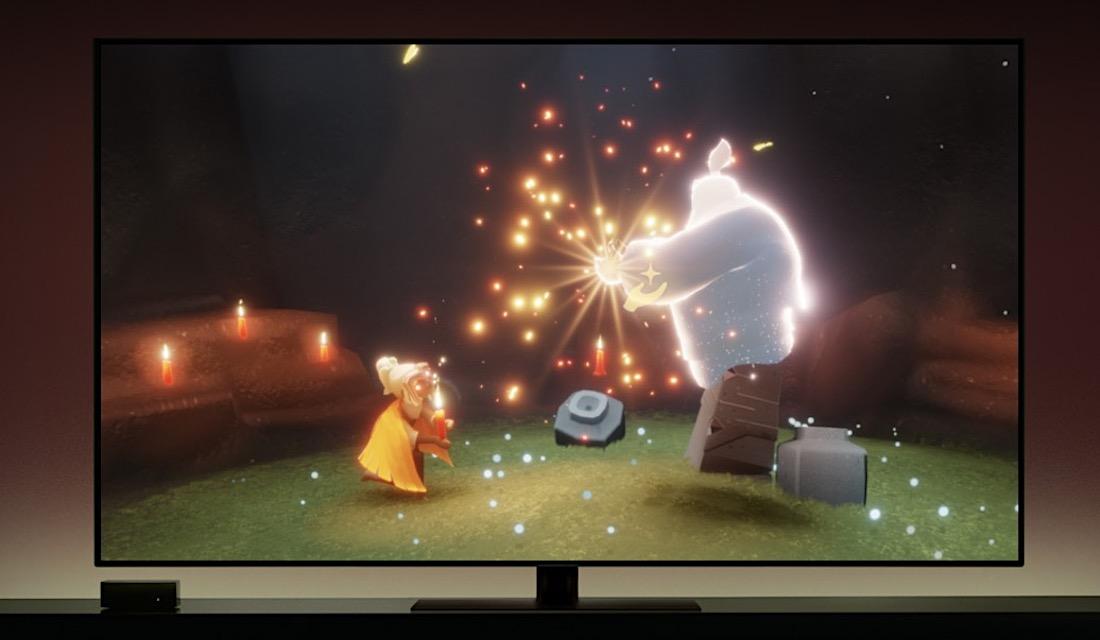 Juego Sky - Apple TV 4K